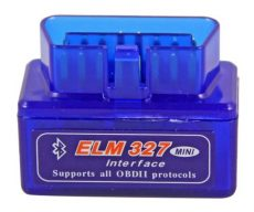 ELM327 BLUETOOTH MULTIPROTOKOLL diagnosztika mini