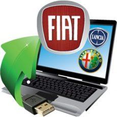 FIAT Ecuscan VAG-COM Multiplexer KKL usb diagnosztika kábel  ALFA LANCIA