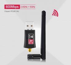 usb wifi antenna 300Mbps 300M USB Mini erős adapter