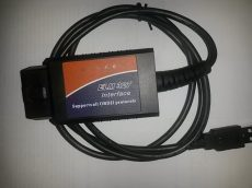ELM327 OBD2 OBDII CAN-BUS usb diagnosztika  FT232RL Chip  ftdi
