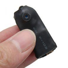 Mini mikró sd kártyás kamera HD mozgás detektoros jól rejthető 720-1080p