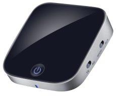 2 az 1-ben bluetooth adó vevő  Aptx vezeték nélküli sztereó audió adapter vevőkészülék TOSLINK / SPDIF AUX 3,5 mm-es