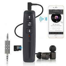 Bluetooth receiver vevő aux + sd kártya olvasó mikrofon 4.1