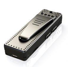 HD 1080P INFRA Forgatható kamera mozgásérzékelős videó és hangrögzítés diktafon csíptetős
