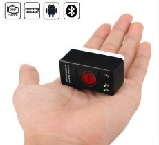ELM327 Bluetooth autódiagnosztikai adapter kapcsolós 1.5V