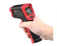 Digitális lézeres infra hőmérő -50 +880°C ig mér