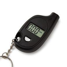 Keréknyomás mérő digitális kulcstartós kivitel
