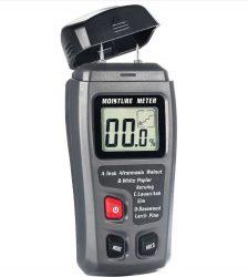 Fa nedvességmérő moisture meter digitális