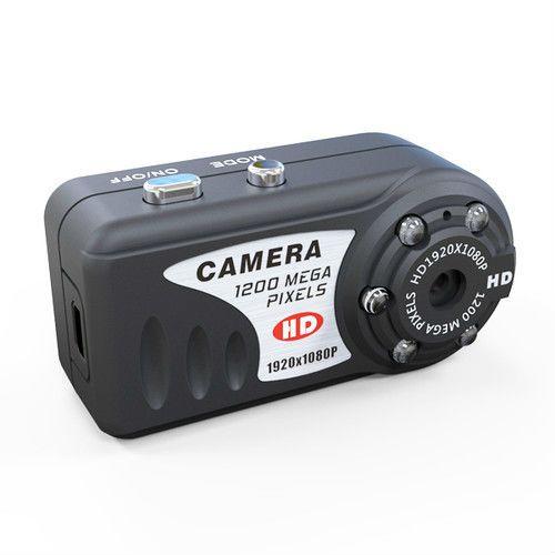 Mini HD kamera infra 1080p valós hd felbontás fotó videó hang