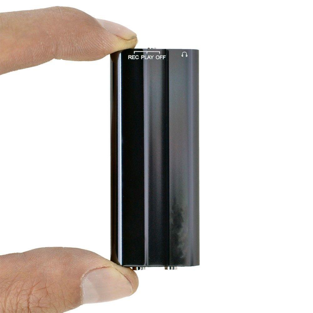 Mini diktafon vox hangra indulós 16gb  30-40 óra üzem idő!