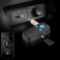 Bluetooth recriver vevő aux + sd kártya olvasó mikrofon