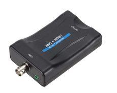 BNC – HDMI átalakító adapter konvertel