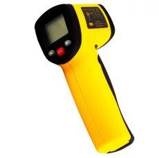 Digitális infra hőmérő lézeres 50°C ~ +550°C mér